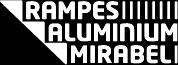 Rampes aluminium Mirabel